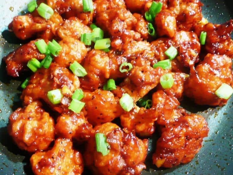 Gobi Manchurian Madhura S Recipe